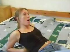 Mike tapes another sex passion with his lusty bitch tube porn video