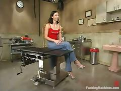 Wenona gets her juicy vag smashed by a fucking machine and enjoys it porn tube video