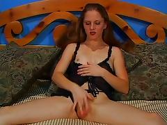 Emma Redd gives head and enjoys ardent doggy style banging