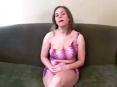 Pussy Rubbing In Front Of That Dude Makes Her Horny