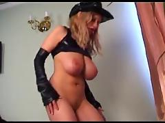 Latex Cowgirl - Cassandra
