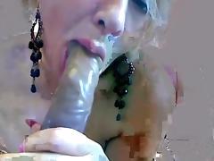 Persian slut caught on cam