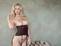 Blonde, Big Tits, Blonde, Erotic, Glamour, Lingerie
