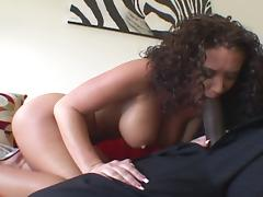 Jayden james gets a messy facial from a black dude