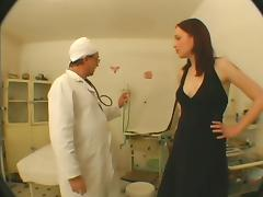 Doctor, Angry, Blowjob, Couple, Cowgirl, Doctor