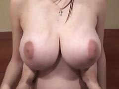 pregnant pornstar whit big boobs get anal porn tube video