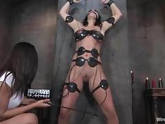 Bondage, BDSM, Bondage, Humiliation, Lesbian, Slave
