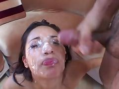 BUKKAKE 1 porn tube video