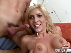 Tasha Reign gets fucked and facialed like never before