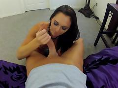 American babe Destiny Dixon is getting pleasure while fucking