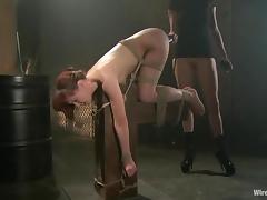 Bondage, BDSM, Bondage, Femdom, Lesbian, Naughty