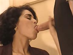 The best mouthfull of Dalila porn tube video