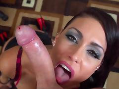 Beauty, Beauty, Big Cock, Big Tits, Blowjob, Brunette