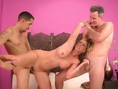 Jodi West threesome