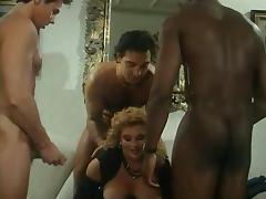 nicest vintage orgy
