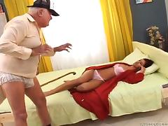 this isn't bad grandpa it's a xxx porn tube video