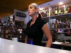 Bar, Amateur, Babe, Bar, Blonde, Blowjob