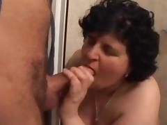 Grandma, BBW, Granny, Mature, Old, Saggy Tits