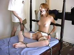 Bondage, BDSM, Bondage, Dildo, Slave, Spanking