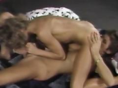 69 sex instalment yon a hardcore brunette and blonde