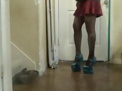 ambler in the matter of my new heels