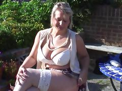 Big Ass, Big Ass, European, Masturbation, Mature, Old