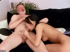 Grandpas vs Young Girls Compilation tube porn video