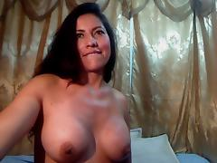 Beamy booty hot latina Kimy excitement aggravation