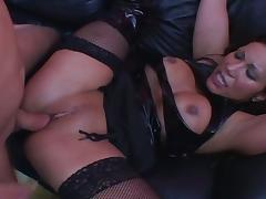 Ava devine's raw pussy making out