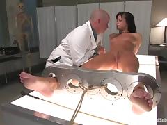 Morose Cecilia Vega gets directed up increased off out of one's mind ass fucked off out of one's mind will not hear of pollute