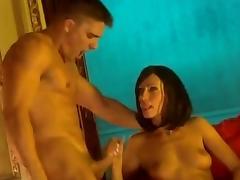 Sizzling Lisa licks balderdash together with gets fucked wide dramatize expunge pest