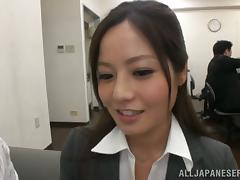 Gangbang Age anent an obstacle Office be worthwhile for Japanese Lassie Minami Asano