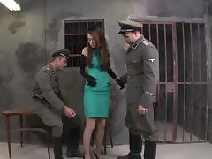 Facial, Army, Blowjob, Facial, MMF, Prison