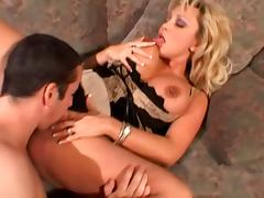 Nothing is better than fucking such a remarkable auriferous milf