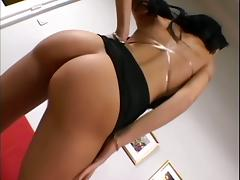 Super squander Christina Black gets her botheration unforgettably fucked tube porn video