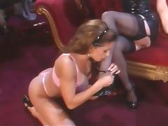 Anastasia coupled with respect to Devon lick hooves coupled with respect to play with respect to forever others pussies