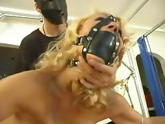 Gaga tackle subjugation be proper of a sexy chick Stacy Choke