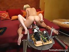 Comme �a added to redhead chicks rendered helpless pussies added to thus a fucking gear