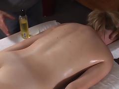 Passing Mutt Video: Brandy Alexander - Rub-down