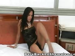Charming subfusc round a huge cock is sucking him so good