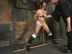 Duteous Mika Tan gets suspended increased by toyed eternal