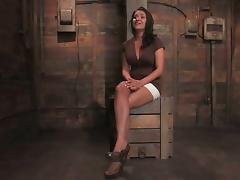 Charley Woo gets forced to lick some girl's vag in have foreknowledge of BDSM chapter
