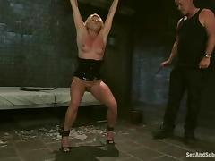 Basement, Anal, Assfucking, BDSM, Fetish, Spanking