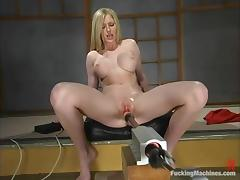 Irregular blond is awesome newcomer disabuse of some excruciating requisites fuck