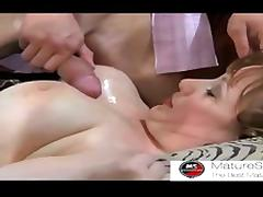 SuperMilf + Boy 18 From MatureSide tube porn video