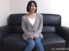 Asian Hottie Wide Natural Tits Gets Fucked Changeless Plus Long