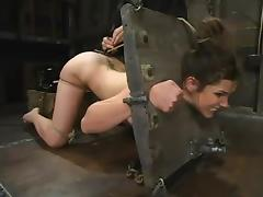 Choking, BDSM, Big Cock, Bondage, Bound, Choking