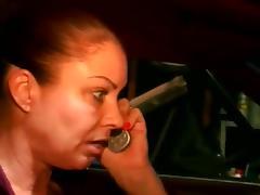 The man Whore Vanessa Videl Got Invited Be advantageous to A Tasteless Blowjob