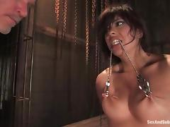 Satine Phoenix gets her mouth and make away drilled fixed here a jail tube porn video