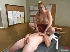 Classroom, BDSM, Bondage, College, Femdom, Punishment